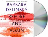 Cover illustration for Before and Again
