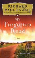 Cover illustration for The Forgotten Road