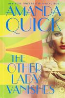 Cover illustration for The Other Lady Vanishes
