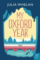 Cover illustration for My Oxford Year