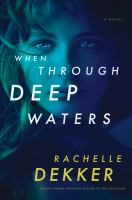 Cover illustration for When Through Deep Waters
