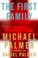 Cover illustration for The First Family