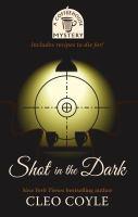 Cover illustration for Shot in the Dark