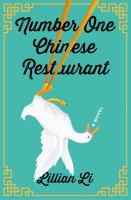 Cover illustration for Number One Chinese Restaurant