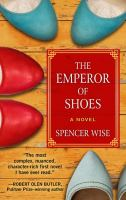 Cover illustration for The Emperor of Shoes