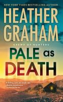 Cover illustration for Pale as Death