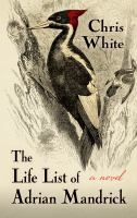 Cover illustration for The Life List of Adrian Mandrick