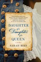 Cover illustration for Daughter of a Daughter of a Queen