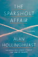 Cover illustration for The Sparsholt Affair