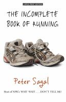Cover illustration for The Incomplete Book of Running