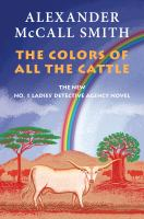 Cover illustration for The Colors of All the Cattle