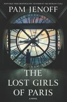 Cover illustration for The Lost Girls of Paris