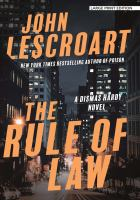 Cover illustration for The Rule of Law