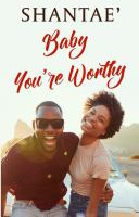 Cover illustration for Baby You're Worthy