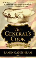 Cover illustration for The General's Cook