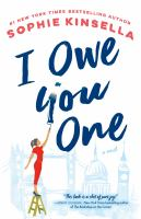 Cover illustration for I Owe You One