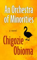 Cover illustration for An Orchestra of Minorities