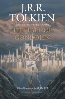 Cover illustration for The Fall of Gondolin
