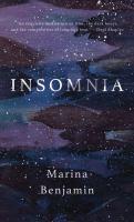 Cover illustration for Insomnia