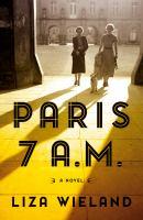 Cover illustration for Paris, 7 A.M.