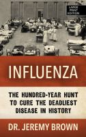 Cover illustration for Influenza