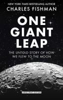 Cover illustration for One Giant Leap