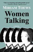 Cover illustration for Women Talking
