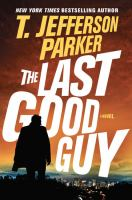 Cover illustration for The Last Good Guy