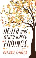 Cover illustration for Death and Other Happy Endings