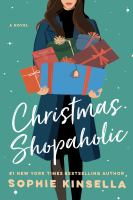 Cover illustration for Christmas Shopaholic