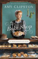 Cover illustration for The Bake Shop
