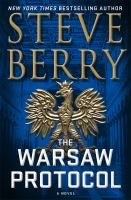 Cover illustration for The Warsaw Protocol