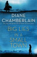 Cover illustration for Big Lies in a Small Town