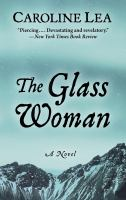 Cover illustration for The Glass Woman