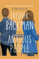 Cover illustration for Anxious People