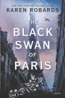 Cover illustration for The Black Swan of Paris