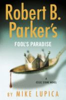Cover illustration for Robert B. Parker's Fools Paradise