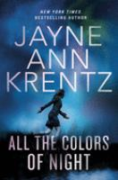 Cover illustration for All the Colors of Night