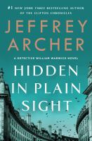 Cover illustration for Hidden in Plain Sight