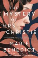 Cover illustration for The Mystery of Mrs. Christie