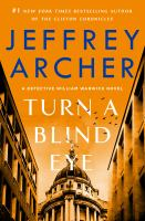 Cover illustration for Turn a Blind Eye