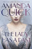 Cover illustration for The Lady Has a Past
