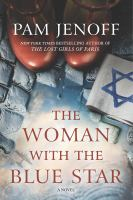 Cover illustration for The Woman with the Blue Star