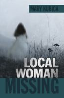 Cover illustration for Local Woman Missing