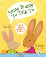 Cover illustration for Some Bunny to Talk To
