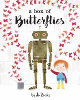Cover illustration for A Box of Butterflies