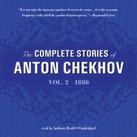 Cover illustration for The Complete Stories of Anton Chekhov, Vol. 2