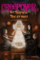 Cover illustration for No trick-or-treating! : superscary superspecial