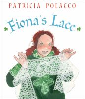 Cover illustration for Fiona's Lace