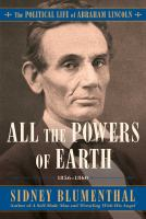 Cover illustration for All the powers of earth